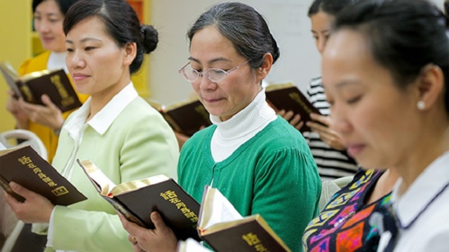 Iglesia de Dios Todopoderoso,cristiana